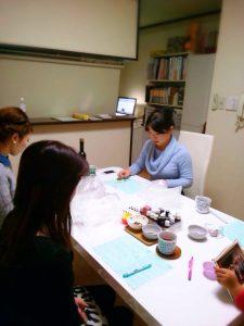 momo's Aroma room 京都のリンパマッサージ & 子連れで行けるアロマサロン-【ブログ】ハーブせっけんワークショップ開催!