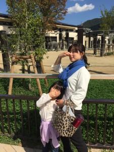 momo's Aroma room 京都のリンパマッサージ & 子連れで行けるアロマサロン-【ブログ】せんせいあのね動物園に行きました。