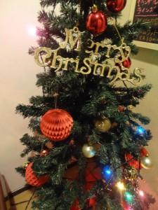 momo's Aroma room 京都のリンパマッサージ & アロマ-【ブログ】クリスマスパーティーのお知らせ。と和裁のその後。
