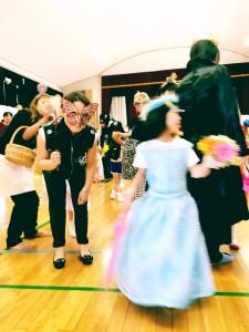 momo's Aroma room 京都のリンパマッサージ & 子連れで行けるアロマサロン-【ブログ】仮面舞踏会