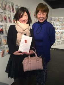 momo's Aroma room 京都のリンパマッサージ & アロマ-【ブログ】東北支援の展示にお邪魔しました