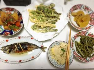 momo's Aroma room 京都のリンパマッサージ & アロマ-【ブログ】春野菜を美味しく!