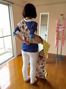 momo's Aroma room 京都のリンパマッサージ & アロマ-【ブログ】モモを紹介していただきました。