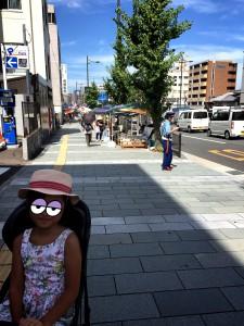 momo's Aroma room 京都のリンパマッサージ & アロマ-【ブログ】すべりこみで陶器市へ