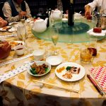 momo's Aroma room 京都のリンパマッサージ & 子連れで行けるアロマサロン-老香港酒家京都でダイエット食事会でした。